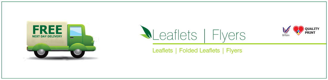 Leaflet printing free next day delivery ab printing when you use our leaflet printing service online ab printing can deliver your leaflets to you in luton london milton keynes watford bedfordshire reheart Images