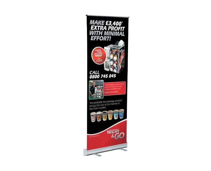 Eco Roll Up Banner