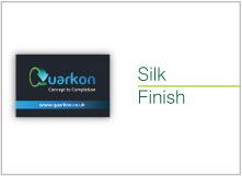 silk finish