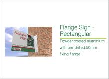 flange rectangular