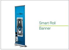 smart roll banner